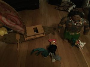 Moana characters for Sale in Boston, MA