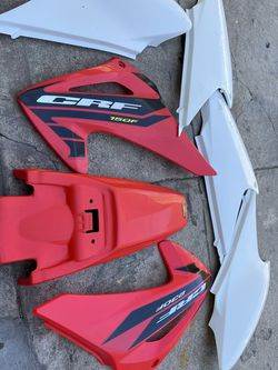 Honda Crf230f /crf150f Plastics for Sale in Los Angeles,  CA