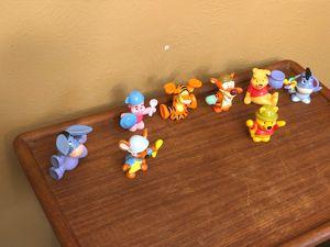 Disney Winnie the Pooh figurines for Sale in Katy, TX
