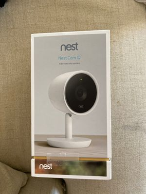 Indoor nest cam must go today moving for Sale in Pacific Grove, CA