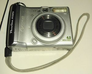 Canon PowerShot A520 4.0 Digital Camera for Sale in Brevard, NC