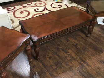 Cofre Table And Side Tables Set for Sale in Katy,  TX