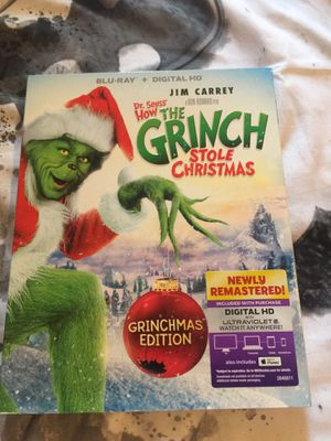 How the grinch stole Christmas for Sale in New York, NY