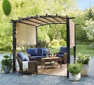 Allen+Roth patio pergola for Sale in Dallas, TX