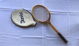 Vintage tennis racket for Sale in Riverside, CA