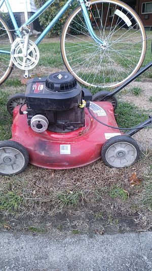 MTD 20 inch cutting lawn mower for Sale in North Providence, RI