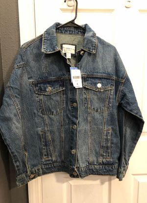 New jean jacket for Sale in San Leandro, CA
