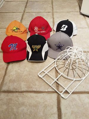 Baseball caps with cap washer for Sale in Pembroke Pines, FL