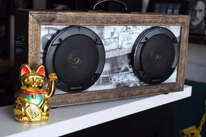 Hand made boombox for Sale in Long Beach, CA