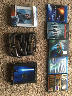 Blu ray movies for Sale in Denver, CO