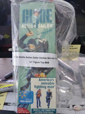 "GI Joe 12"" Sailor Figure RP for Sale in Toms River, NJ"