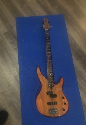 Yamaha bass for Sale in Joliet, IL