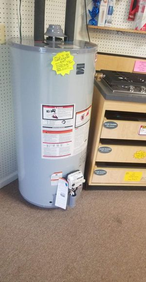 Brand New 40 Gallon Gas Water Heater for Sale in Moyock, NC