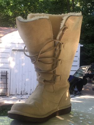 Ugg Australia Whitely tall lace up boots for Sale in Overland, MO