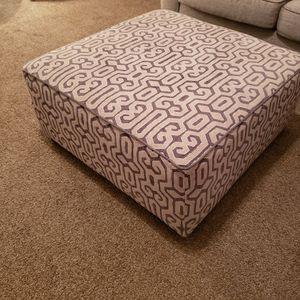 Ottoman & Pillows for Sale in Loganville, GA