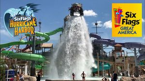 2019 Six flags Hurricane Harbor and Great Adventure & Safari admission tickets!!!! for Sale in Jackson Township, NJ