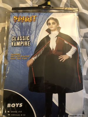 Vampire costume for Sale in San Diego, CA