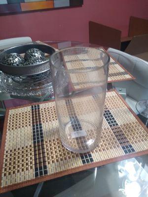 Glass vase for Sale in Sterling, VA