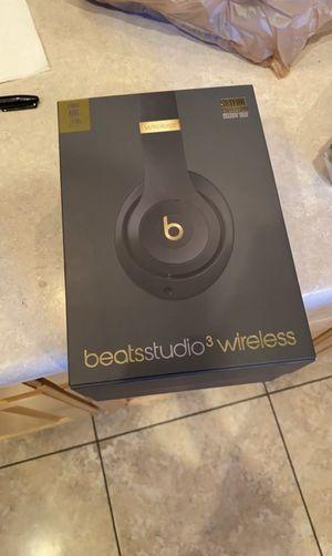 Beats Studio 3 Wireless for Sale in Gilbert, AZ