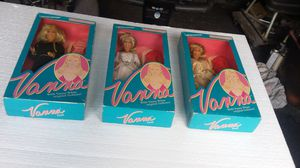 Collection of Vanna White dolls for Sale in Tampa, FL