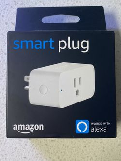 Amazon Smart Plug, works with Alexa for Sale in Newport Beach,  CA