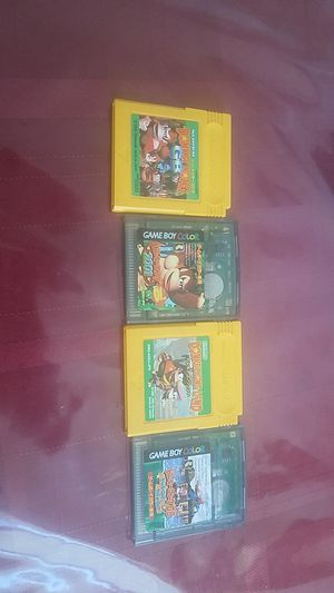 Donkey Kong GameBoy games for Sale in Wilmington, CA