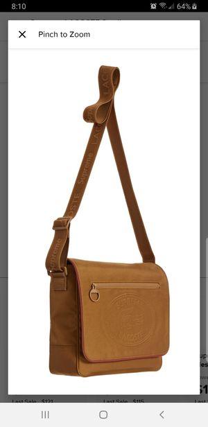 Supreme Lacoste Messenger bag for Sale in Chino, CA