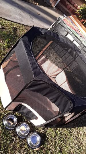 Puppy house or dog lounge tent good for camping for Sale in Modesto, CA
