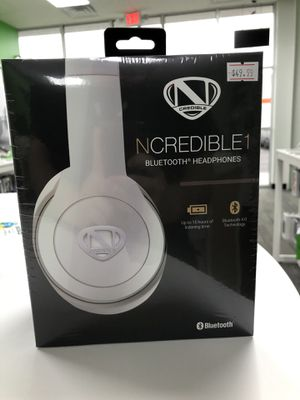 NCREDIBLE1 bluetooth headphones for Sale in Wytheville, VA