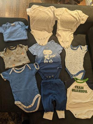 Baby onesies size 3 mos (lot) for Sale in San Diego, CA