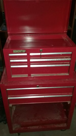 Benchtop toolbox for Sale in Glendale, AZ