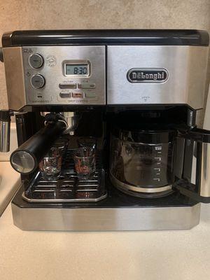 DeLonghi Espresso and Coffee Maker for Sale in Salt Lake City, UT