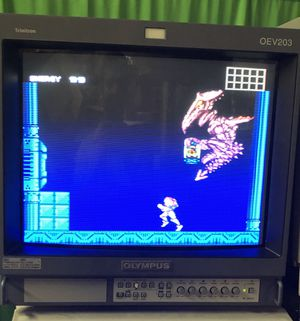 OLYMPUS OEV203 TRINITION RGB CRT TV MONITOR for Sale in Atlanta, GA