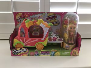 Brand New!! Shopkins Smoothie Truck Combo for Sale in Carlsbad, CA