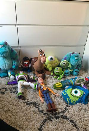 Disney toys for sale for Sale in Costa Mesa, CA