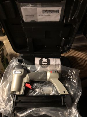 Porter Cable Brad Nailer (BRAND NEW) for Sale in Anaheim, CA