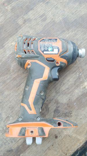 Ridgid Impact Drill no battery for Sale in Kent, WA