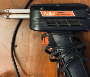 Weller 100w soldering iron for Sale in Brooklyn Center, MN