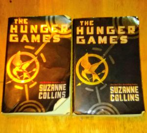 Two Copies of The Hunger Games By Suzanne Collins for Sale in Richmond, VA