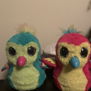 2 Hatchimals With Instruction for Sale in Newark, NJ