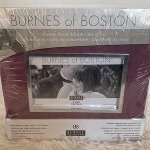 Burnes of Boston Photo Album for Sale in Henderson, NV