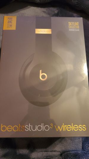 Beats Studio Wireless headphones for Sale in Carteret, NJ