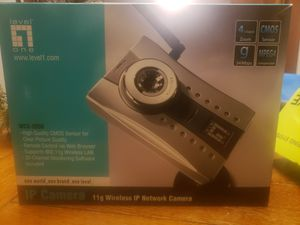 Level One - WCS-2030 wireless IP camera for Sale in Georgetown, KY