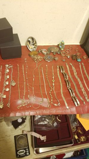 38PCS STERLING SILVER LOT for Sale in Springfield, VA