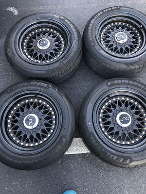 "Wheels JNC 15""x8"" for Sale in Smyrna, TN"