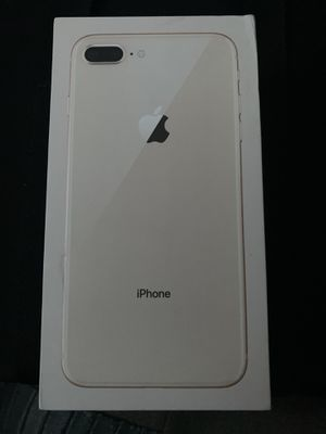 Apple iPhone 8 Plus 8+ 256GB Gold Smartphone Unlocked Like New for Sale in Los Angeles, CA
