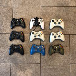 Xbox 360 Controller Bundle for Sale in Covington,  WA
