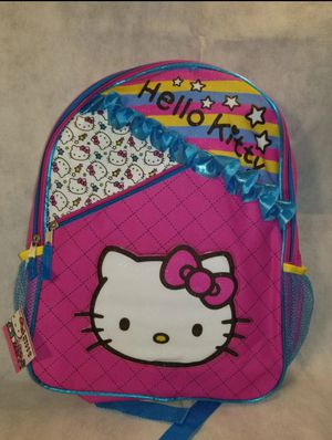 Hello Kitty Backpack NWT for Sale in Richmond, KY