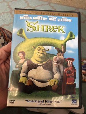 Shrek DVD to DVD's for Sale in St. Petersburg, FL