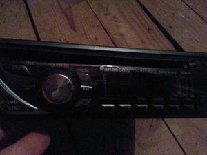Panasonic CD player for Sale in Livonia, MI